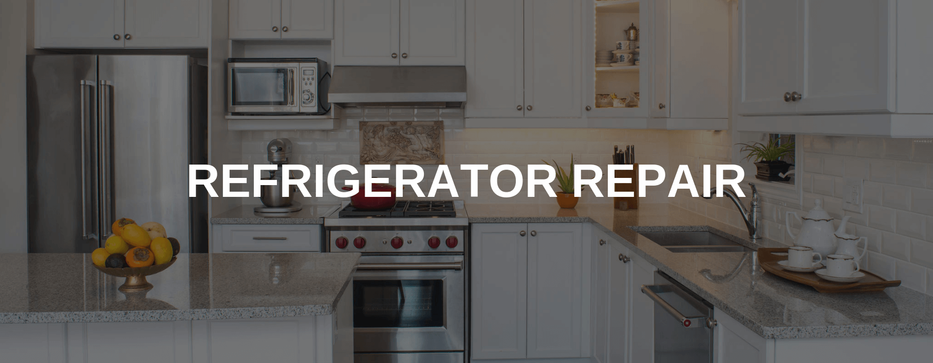 refrigerator repair round rock