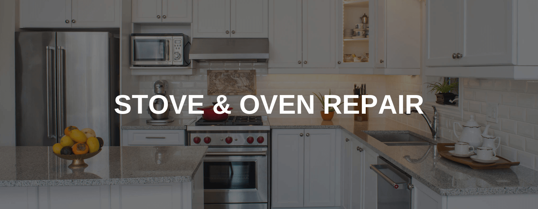 stove repair round rock
