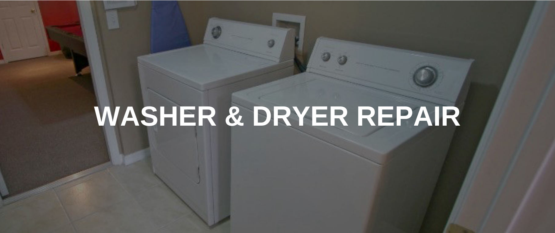 washing machine repair round rock tx